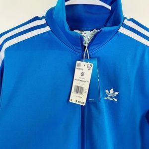 PrimeBlue Knit Adidas Track Jacket